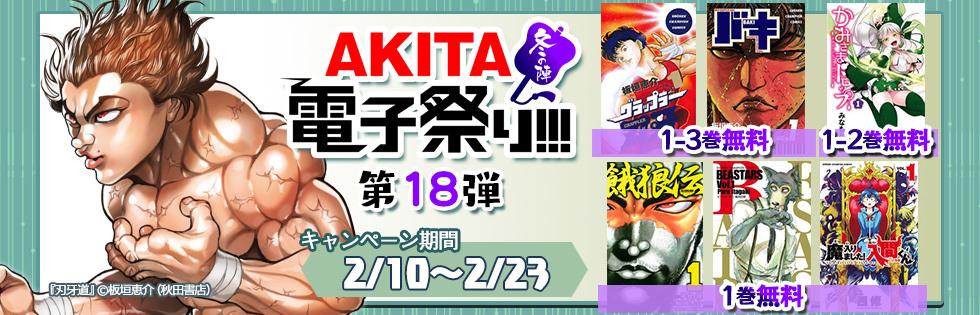 【無料】AKITA電子祭り 冬の陣 第18弾