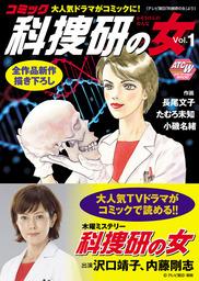 コミック科捜研の女(AKITA TOP COMICS)